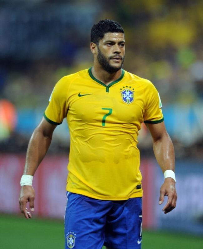 Hulk, Givanildo Vieira de Souza, Brazil