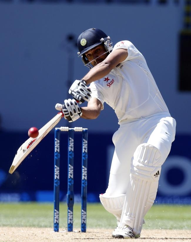 Rohit Eager For Test Series vs England