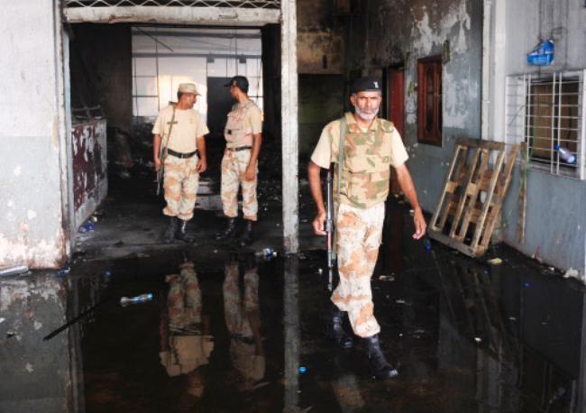 Karachi Airport Attack Aftermath