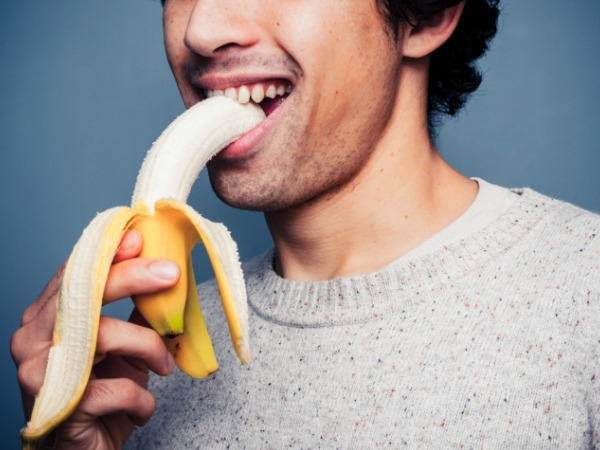 What You Must Do After Sex: For Men: Banana