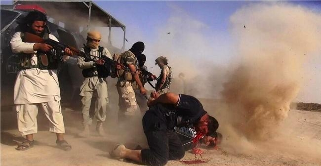 ISIL Terrorists In Iraq