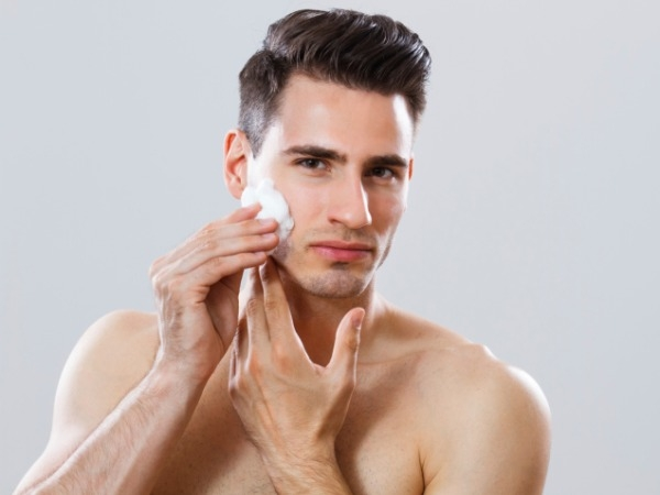 how to stop pimples on face for men