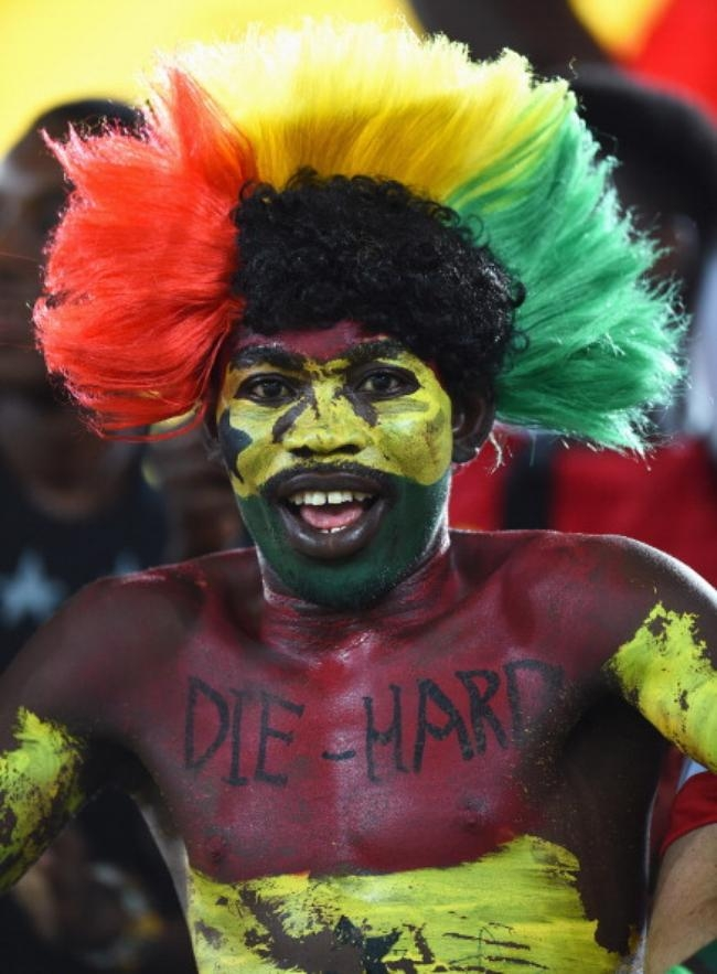Ghana v USA: Group G - 2014 FIFA World Cup Brazil