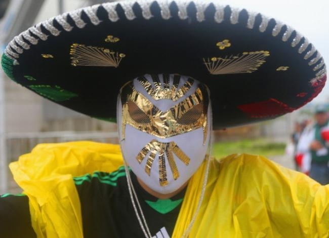 Mexico v Cameroon: Group A - 2014 FIFA World Cup Brazil