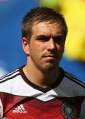 The Magic Dwarf, Philipp Lahm, Germany