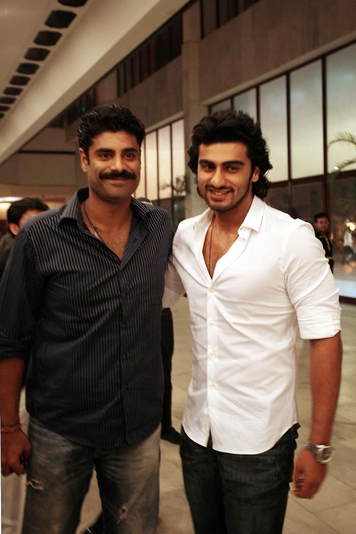 Sikander Kher and Arjun Kapoor