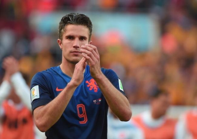 The Flying Dutchman, Robin Van Persie, Netherlands