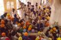 Violent Clashes Inside Golden Temple