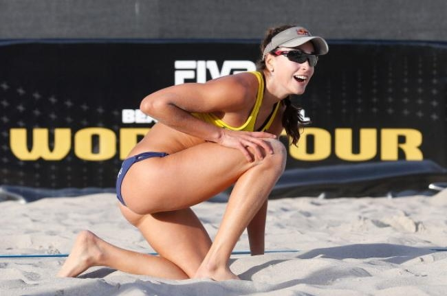 Hot naked german volleyball players
