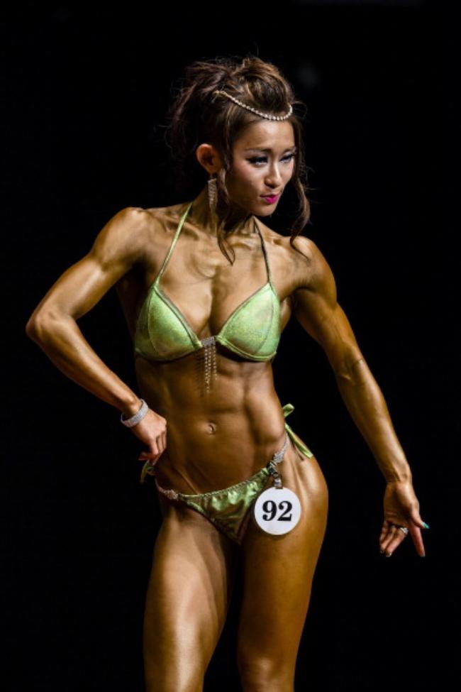 2014 Hong Kong Bodybuilding Championships
