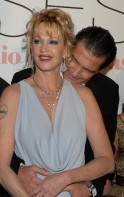 Melanie Griffith and Antonio Banderas