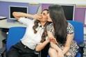Tamannaah and Esha Gupta