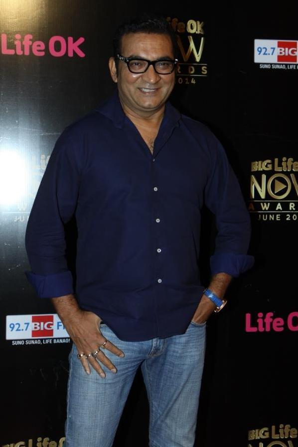 Abhijeet at Big Life OK Now Awards