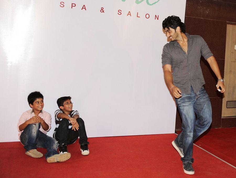 Arjun Kapoor, Subhan Nadiadwala, Nirvaan Khan