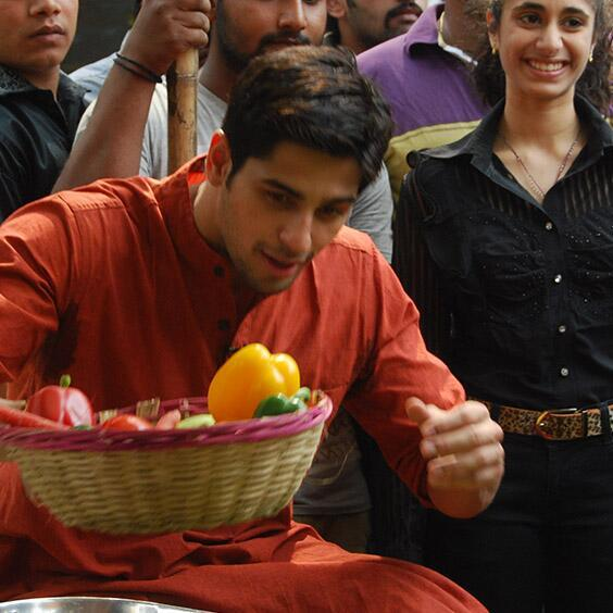 Sidharth Malhotra on Mission Sapne