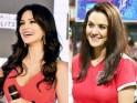 Sunny Leone and Preity Zinta