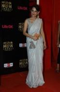 Rajeshwari Badola at Big Life OK Now Awards