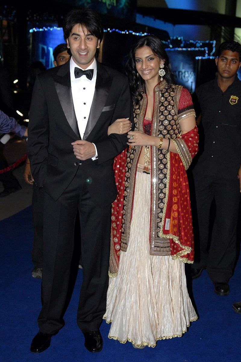 Ranbir Kapoor and Sonam Kapoor