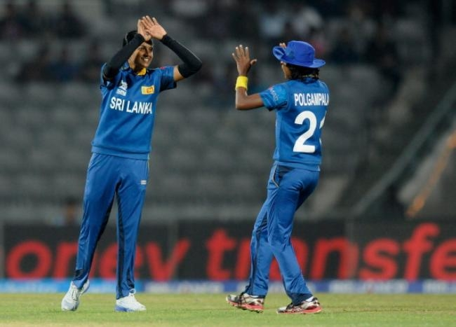 India Women v Sri Lanka Women - ICC Womens World Twenty20 Bangladesh 2014