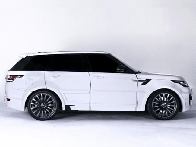 Peugeot Onyx Price In India >> Onyx Concept's Bespoke Range Rover Sport San Marino - Indiatimes.com