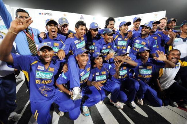2008: Sri Lanka