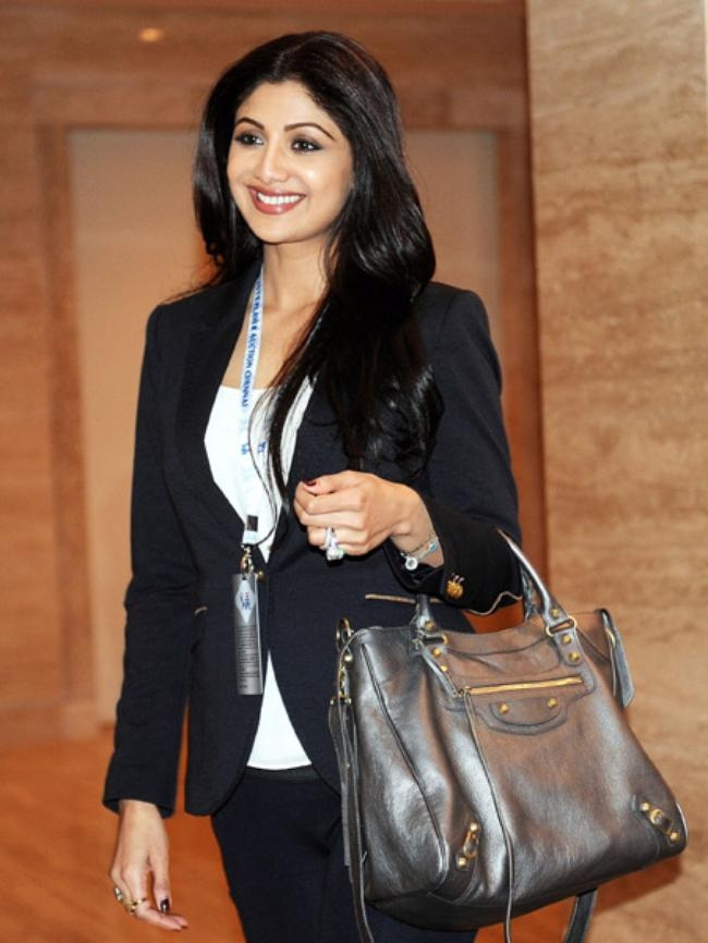 Shilpa Shetty, co-owner of Rajasthan Royals