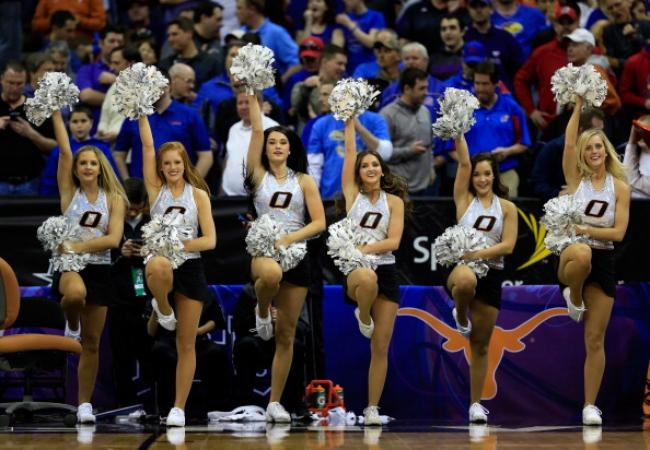 Big 12 Basketball Tournament - Quarterfinals