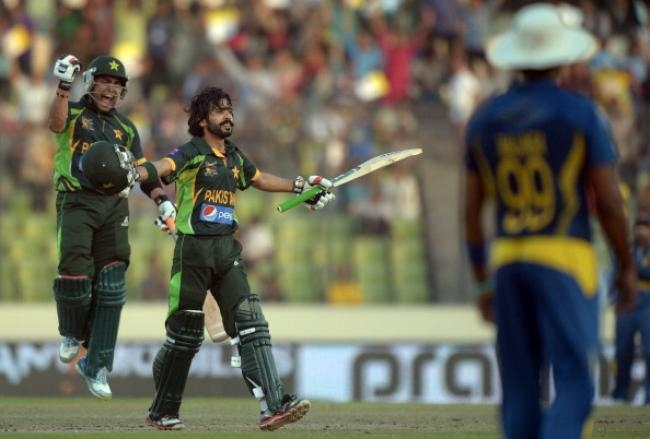 Alam scored his maiden ODI ton