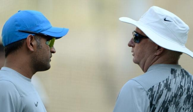 Captain and the Coach