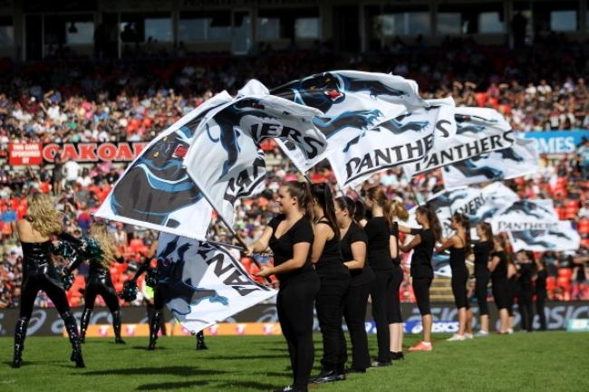 NRL Rd 1 - Panthers v Knights