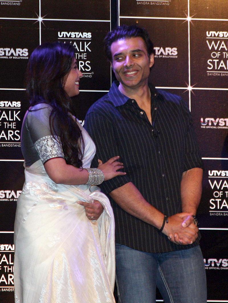 Rani Mukerji and Uday Chopra