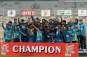 The Victorious Sri Lankan team