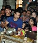 Sachin Tendulkar Visits Somnath Temple