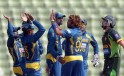 Lasith Malinga picked up all the five wickets to fall