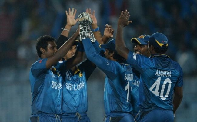 Netherlands Bowled Out For 39