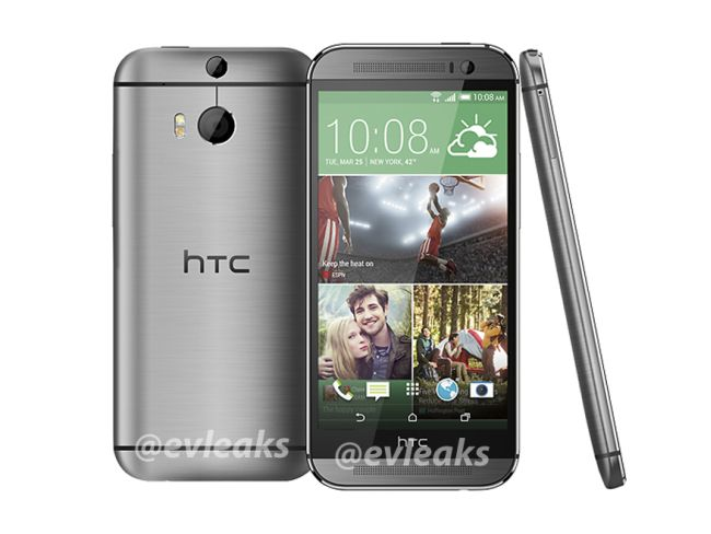 HTC M8 Leak