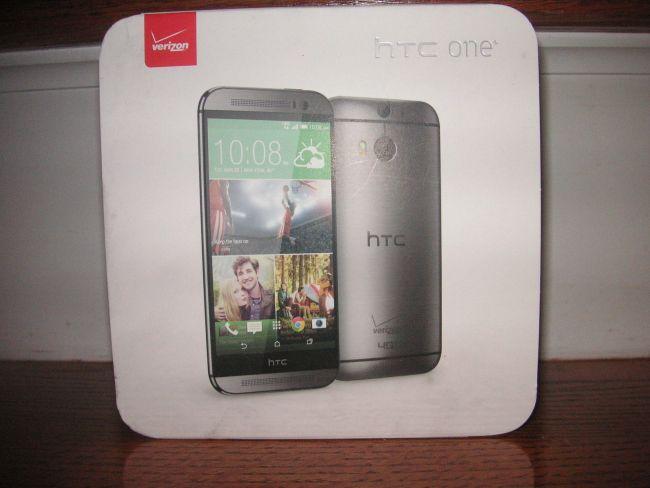 HTC One Box Leak