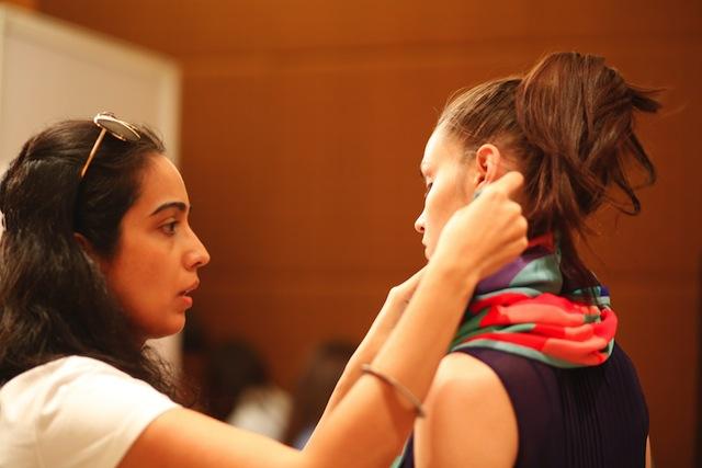 LFW SR 2014 Day 3 Fittings - Quirkbox- Rixi Bhatia