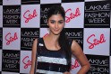 Pooja Hegde at the Stoli Lounge at Lakme Fashion Week