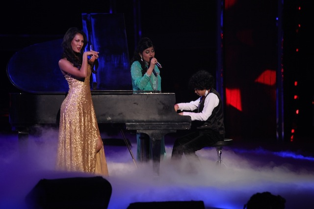 Rochelles performance with Saei and Hargun