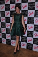 Shamita Shetty at the LFW cocktails on day four