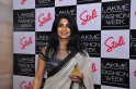 Tina Tahiliani at the Stoli Lounge at Lakme Fashion Week