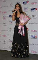 Vaani Kapoor at Max Fashion - In Association with Femina 'Wear it Proud' campaign for Women's Day launch.