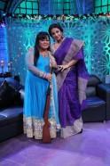 Vidya Balan and Bharti Singh