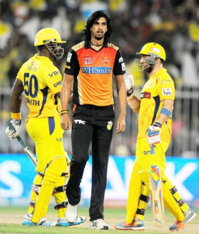 Ishant Sharma (Sunrisers Hyderabad)