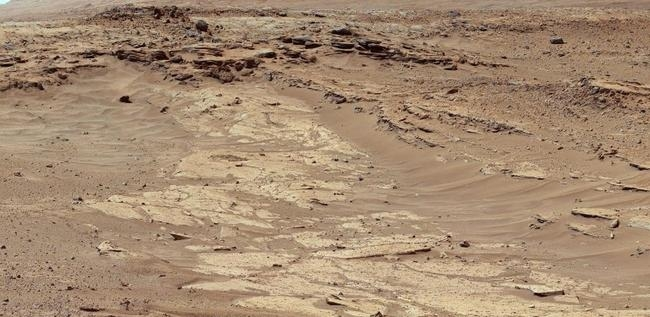 Stunning Pictures of Mars