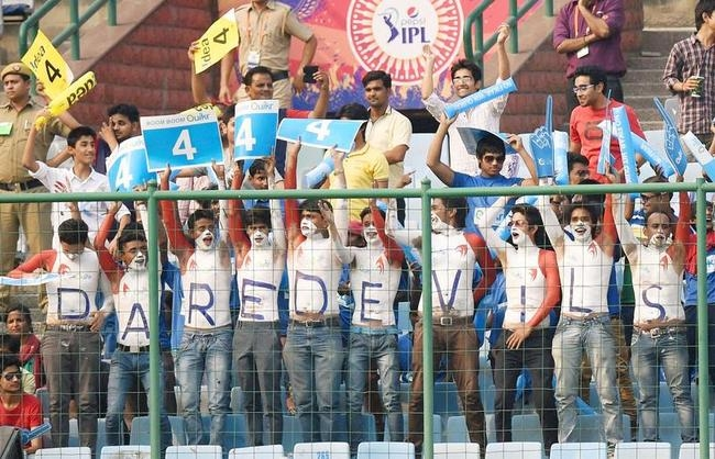 IPL 7 in Delhi