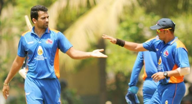 Tambe Made His T20 debut for Mumbai in Syed Mushtaq Ali Trophy 2014