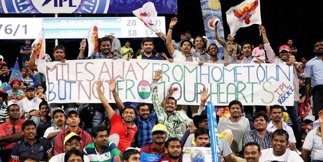 Pepsi IPL 2014 - Match 4 SRH v RR