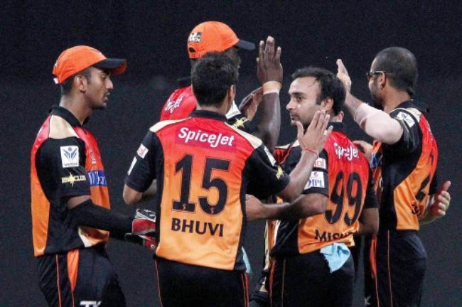 Amit Mishra (Sunrisers Hyderabad)